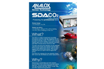 Analox - Model SDA - Carbon Dioxide - Saturation Control Gas Monitoring - Brochure