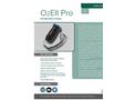 Analox - Model O2EII Pro - Portable Nitrox Analyser - Brochure