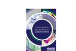 A Short Guide to Gas Monitoring in Laboratories - Brochure