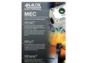 Analox - Model MEC - Gas Detection Sensor - Brochure