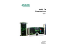 Analox - Model AX60+K - Carbon Dioxide Monitor for Food Kiosks