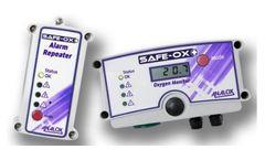 Analox - Model SAFE-OX+ - Oxygen Enrichment & Depletion Monitor