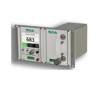 Analox - Model SDA Carbon Dioxide - Saturation Control Gas Monitoring