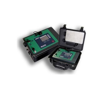 Analox - Model ACG+ - Compressed Air Monitor for Air Diving