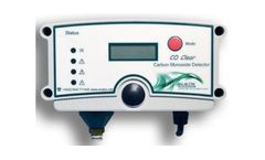 Analox - Model CO Clear - Breathing Air Carbon Monoxide Monitor
