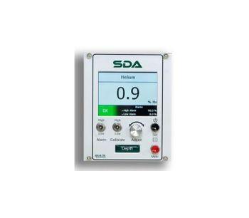 Analox - Model SDA Depth - Saturation Control Gas Monitoring