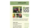 Wintex - Model 1000 - Automatic Soil Sampler for Soil Samples - Brochure