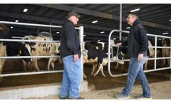 Project Highlight - Perry Creek Dairy - Adjustable Gates - Video