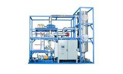 Mechanical Vapor Compression Evaporator (MVC)