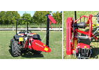 Model BFT Series and H Series - Sickle Bar Mower