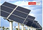 Model ZXS-125 - Dual Axis Solar Tracker