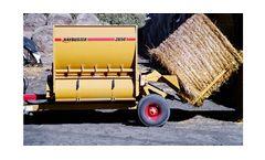 Haybuster - Model 2650 - Balebuster - Bale Processor