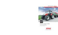 Profi Classic Ecotech Series Tractors  Brochure