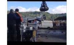 ROTER Recycling - RR5 Baler Video
