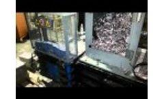 RA90.2 Automatic Scrap Metal Baler Video