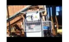 RA140.2H Automatic Scrap Metal Baler Designed for Tyre Wire Video