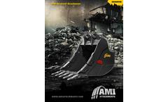 Excavator Attachments Brochure