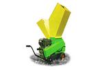 Model HL 85/85E/85T - Wood Chipper & Green Waste Shredder
