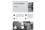 Leafield - ECO 130 litre - Pioneer High Strength Litter Bin - User Guide