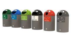 Leafield - Model Buddy75 - Novelty Recycling Bins for Schools