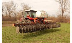 Root feeding of plants in the conditions of No-Till technology