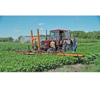 Weed control in organic farming