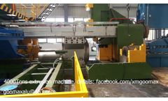Goomax Aluminium Formwork Material Manufacture Video