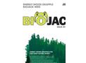 Biojack - Model 400S - Felling Grapple for Loaders - Brochure