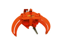 Biojack - Model 110 - Energy Wood Grapple for Loaders