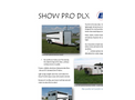 Show Pro - Model DLX - Bumper Pull Trailer Brochure