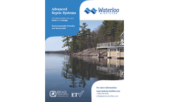 Waterloo - Advanced Septic Systems - Brochure
