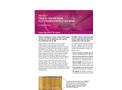 Agilent J&W - GC & GC/MS - Plot PT Columns Featured Brochure