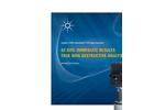 Agilent 4300 Handheld FTIR Spectrometer Brochure