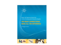 Gas Chromatography Connection Supplies Brochure