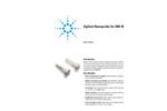 400-MR NMR Spectrometer Data Sheet
