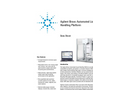 Bravo Automated Liquid Handling Platform Data Sheet