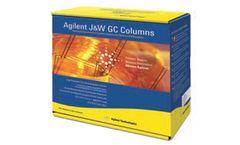 Agilent J&W - GC & GC/MS Plot PT Columns Software