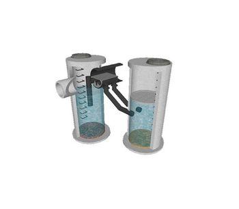 BaySeparator - Seminal Stormwater Treatment Unit