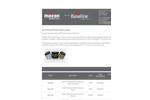 PTECH plus - Photoionization Sensors Datasheet
