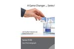 Baseline - Model 9100 - On-Line Gas Chromatograph - Brochure