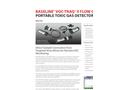 Baseline® VOC-TRAQ II Flow Cell