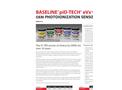 Baseline piD-TECH eVx - OEM Photoionization Sensors - Brochure