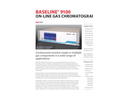 Baseline® 9100 Gas Chromatograph Data Sheet