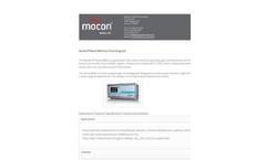 BevAlert Model 8900 Gas Chromatograph - Brochure