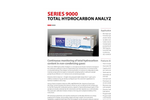 Series 9000 THA - Total Hydrocarbon Analyzer