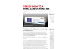 Baseline - Model 9000 Series - Hydrocarbon Analyzers - Brochure