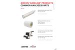 Baseline Spare Parts Services - Brochure