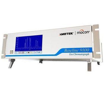 Baseline - Model 9100 - On-Line Gas Chromatograph