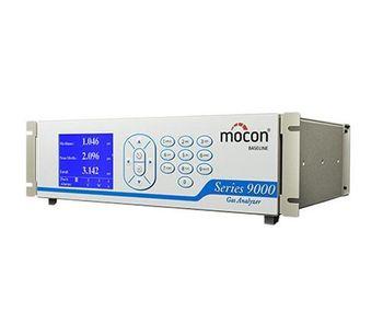 Baseline - Model 9000 - Total Hydrocarbon Analyzer