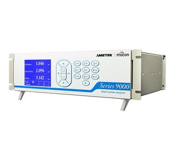 Baseline - Model 9000 TCA - Total Carbon Hydrocarbon/CO/CO2 Analyzer